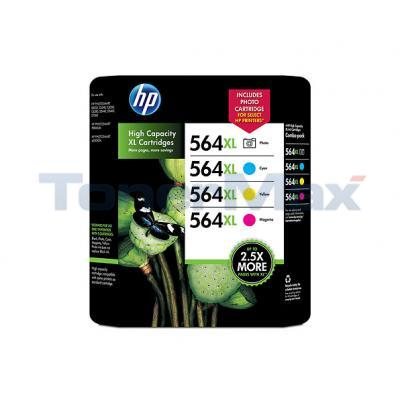 HP NO 564XL INK CART CMY/PHOTO COMBO PACK